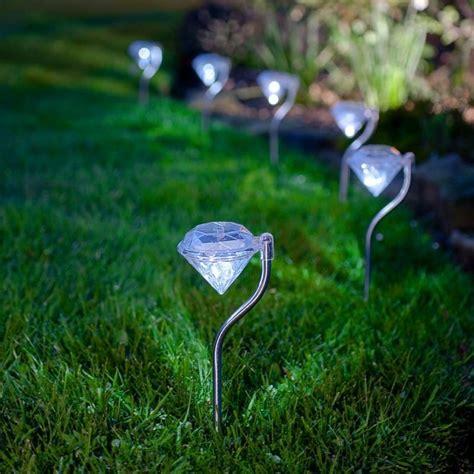 Led Gartenbeleuchtung by Solar Gartenbeleuchtung Led Solar Gartenleuchte 6 Led