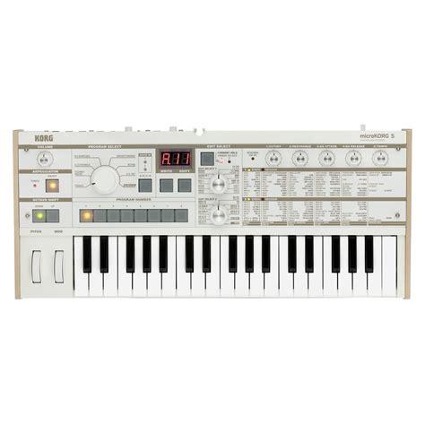Keyboard Korg Micro korg microkorg s at gear4music