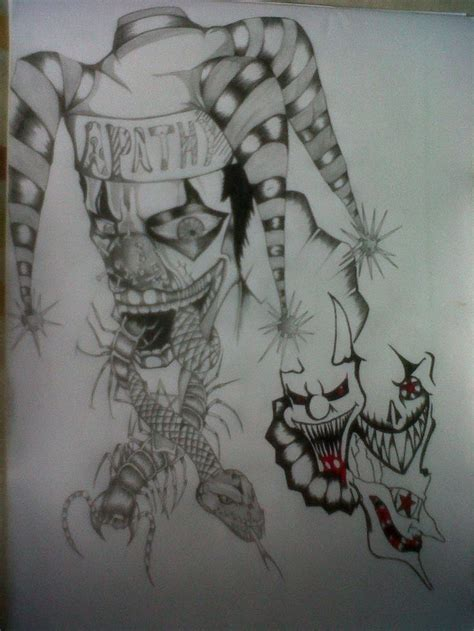 clown tattoo by unibody on deviantart clown tattoo drawing 3 by naviramdath on deviantart top