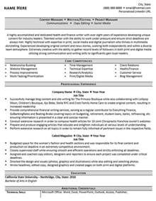 Writer Editor Sle Resume by Professional Writer And Editor Resume Exle Zipjob
