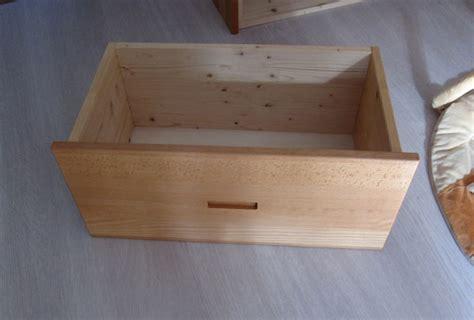 tiroir sur mesure fabriquer un meuble tv sur mesure en bois avec