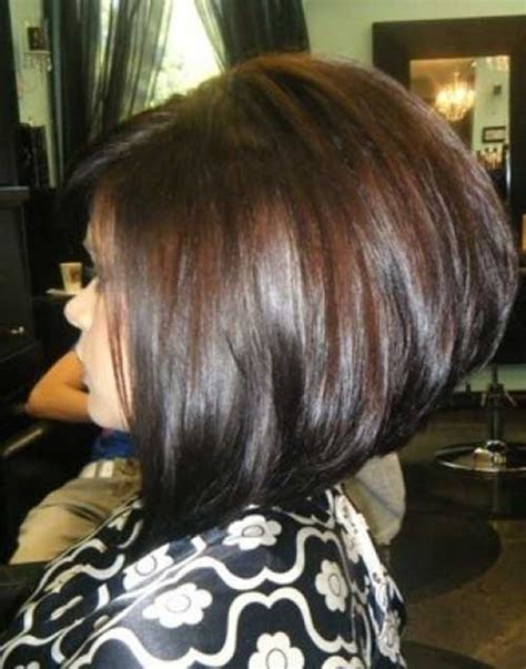 is the stacked bob good for thick hair 10 short haircuts for straight thick hair short
