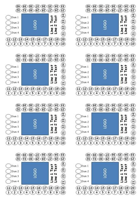 punch cards template custom card template 187 business punch card template free