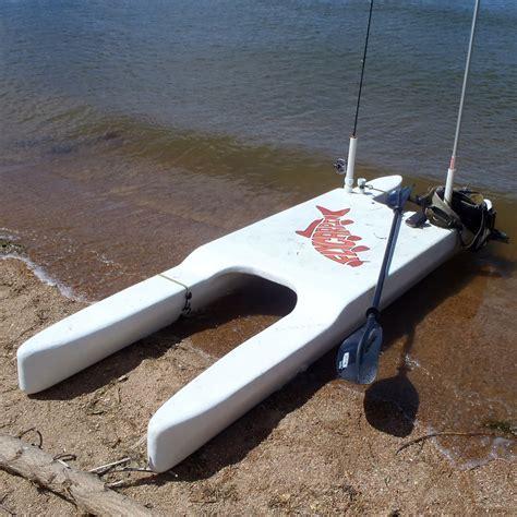 inner tube boat trolling motor fly carpin diy standamaran stand up paddleboard plans