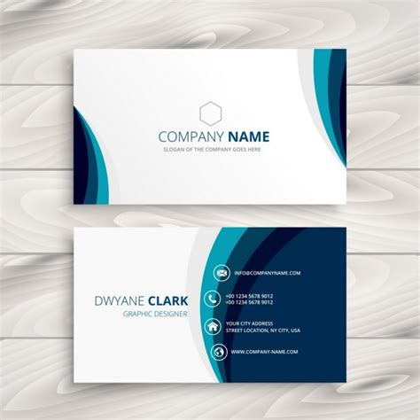 Business Card Model