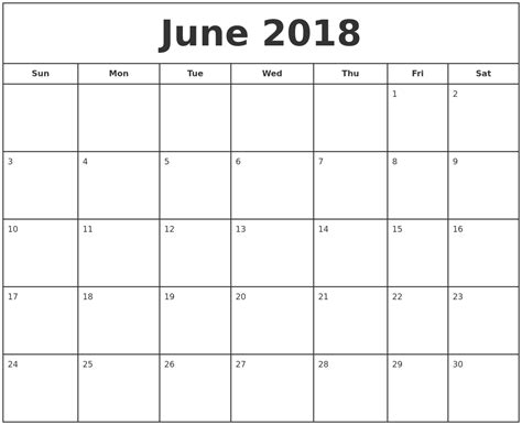 printable calendar 2018 monthly may 2018 printable monthly calendar