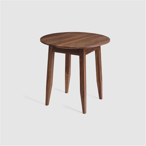 Teak Bistro Table Nest Bistro Table Teak Dwell Duo