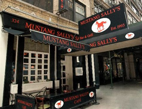 mustang sally s new york city 92 reviews chelsea