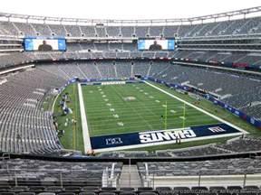 Metlife Stadium Floor Plan by Metlife Stadium Section 203b Giants Jets Rateyourseats Com