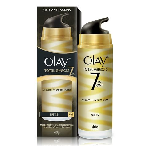 Olay Total Effects 7 In One Anti Ageing Eye olay total effects 7 in 1 anti ageing serum duo