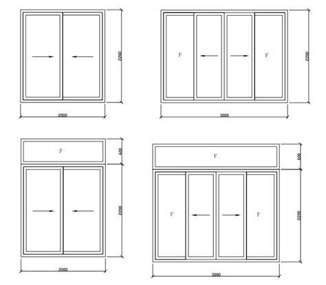 Top Quality Aluminum Large Sliding Glass Doors/top Hung