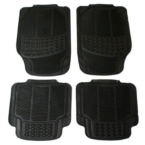 renault megane scenic rubber car floor mats mat set