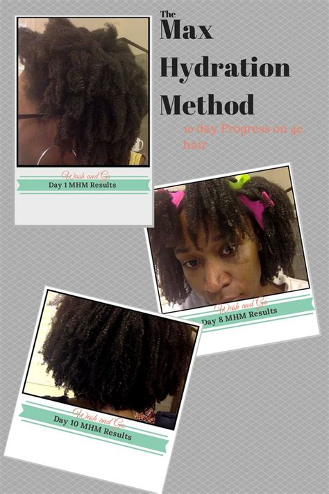 the max hydration method is it for you the mane max hydration method 10 day results max hydration method