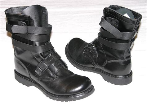 Bordy Army Shoes tanker boot