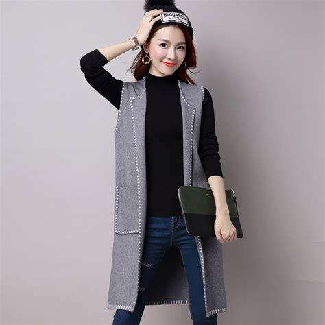 Skl2 39 S Sleeveless Cardigan popular wool vest buy cheap wool vest lots from china wool vest