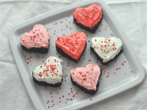 valentines brownies easy frosted s brownies recipe serious eats