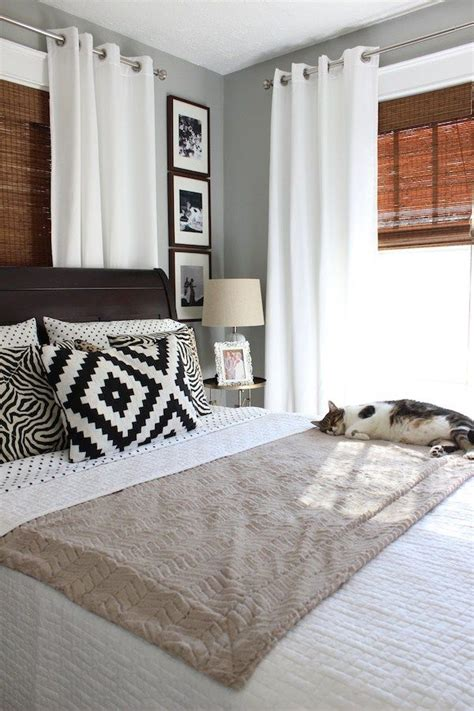bedroom bed placement best 25 bed placement ideas on pinterest rug placement