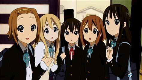 K Anime Season 2 by K On Animeblurayuk
