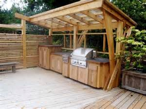 Diy Outdoor Kitchen Ideas Interior Design 15 Diy Outdoor Kitchen Ideas Interior
