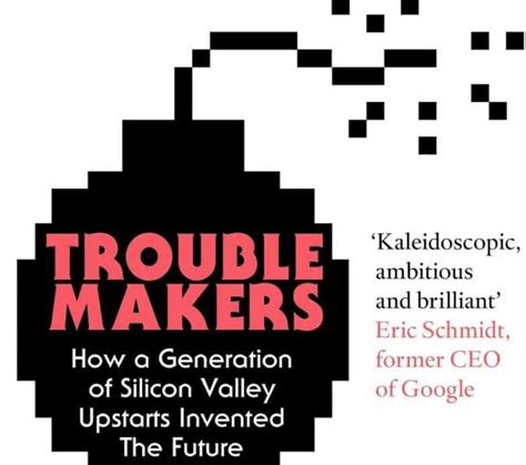 Troublemakers Silicon Valley S Coming Of Age best tech books of 2017 cult of mac s year in review 2017