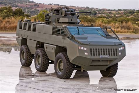 Joran Versus 1 2m mbombe armored personnel carrier today