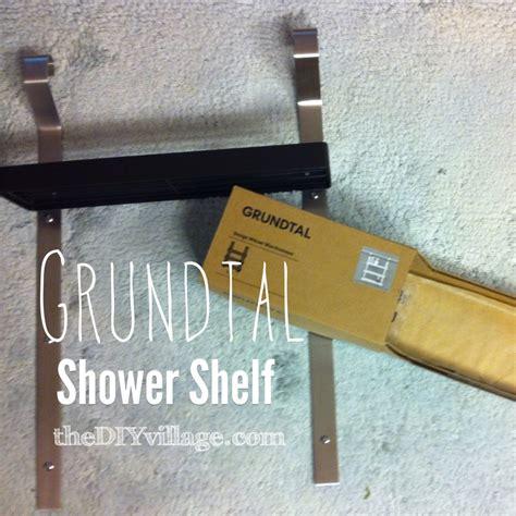 Diy Shower Shelf by Grundtal Shower Shelf Hack The Diy