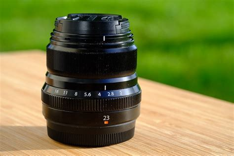 Fujinon Xf23mm F 2 0r Wr review of the fujinon xf23mm f2 wr lens
