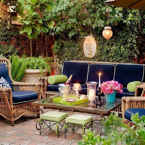 cozy backyard ideas 10 charming bohemian patio design ideas https