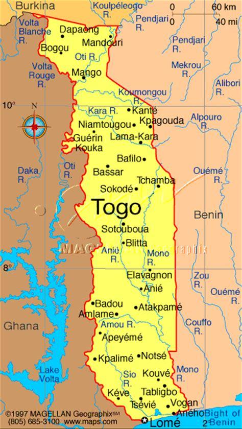 political map of togo period6imperialism togo