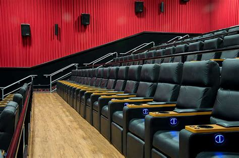 Reclining Seats Regal Photo Of Regal Cinemas Ballston