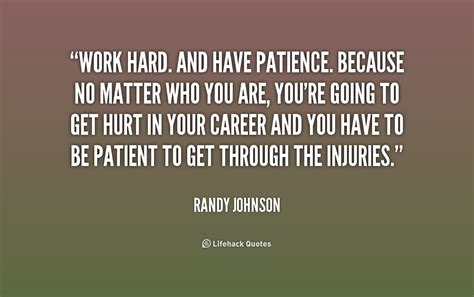 Patience At Work Quotes