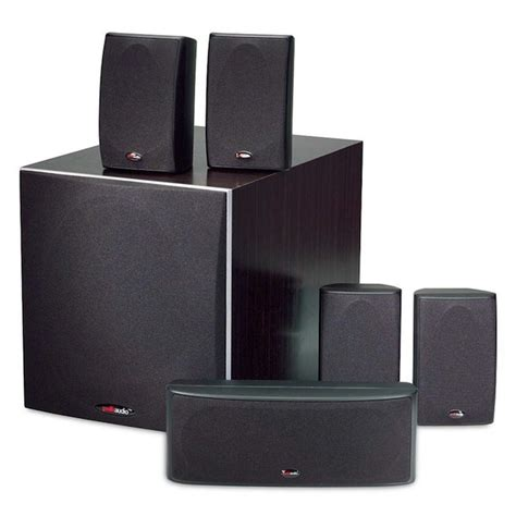 polk audio rm6700 home theater speaker system review