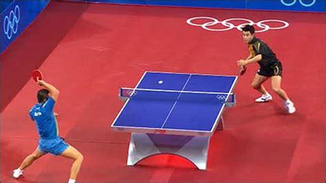 Olympic Table Tennis by Sport Olympics Table Tennis Ma Gold Leads China