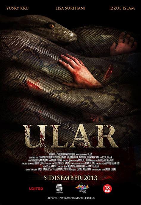 film ular vs ular poster filem quot ular quot vs filem quot anacondas quot
