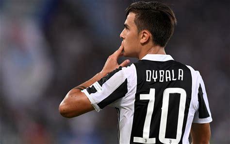 3d Juventus Paulo Dybala wallpapers paulo dybala 4k juve footballers