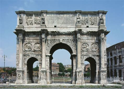 Its All In The Arch by Arch Of Constantine