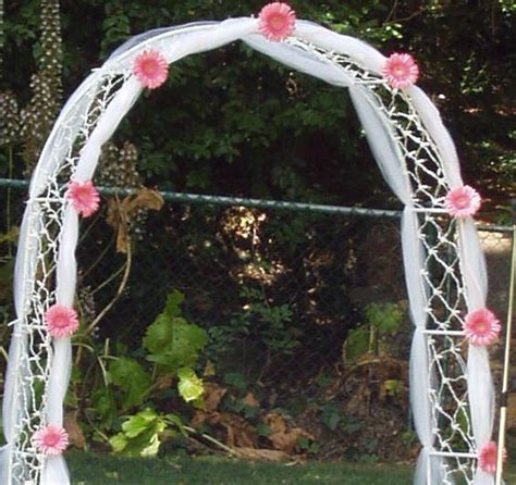 Pink Gerbera Daisy Arch Decor   Wedding   Pinterest   Nice