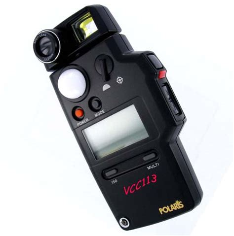 Polaris Light Meter Made In Japan shepherd polaris dual 5 flash light meter spd500 new ebay