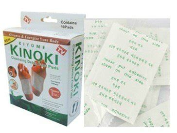 Kinoki Cleansing Detox Foot Pads Side Effects by Kinoki Detox Slimming Foot Patch Id 8087118 Buy
