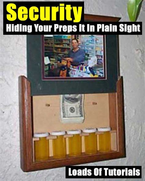 security hiding your preps it in plain sight shtf