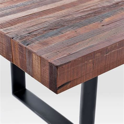 West Elm Rustic Dining Table Rustic Patina Dining Table West Elm