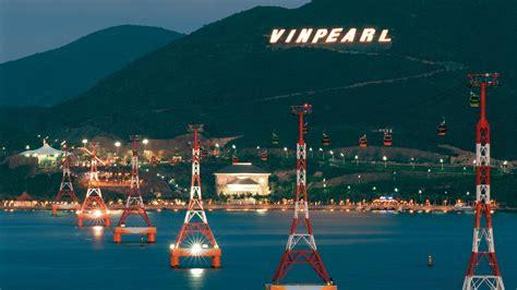 theme park vietnam vinpearl land amusement park
