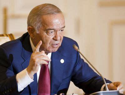 uzbek president islam karimov hospitalized raising fears uzbek president islam karimov taken to hospital after stroke