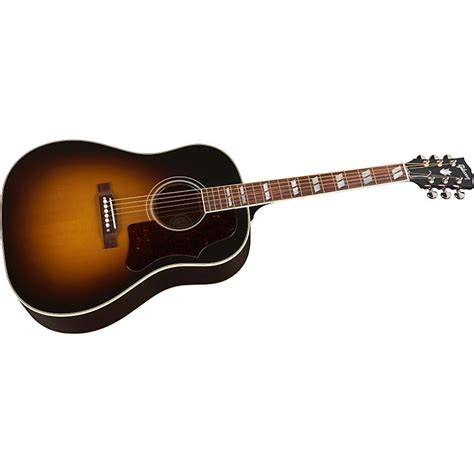 gibson southern jumbo acoustic electric guitar music123