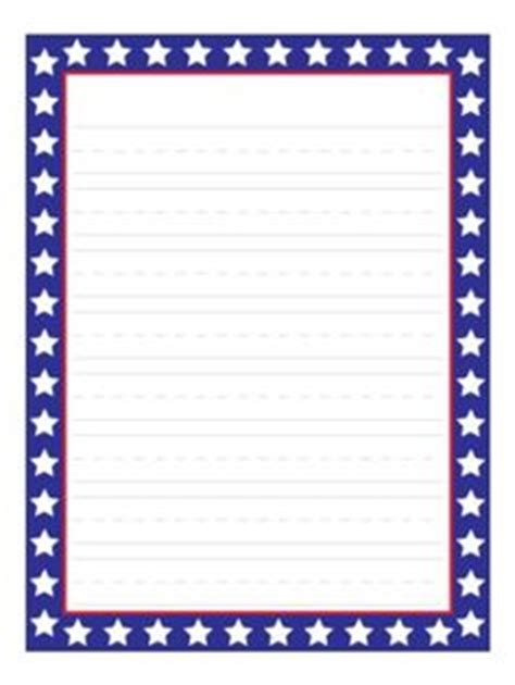 free printable patriotic lined paper 1000 images about marcos on pinterest writing papers