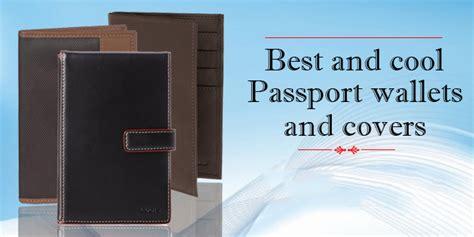 cool passport wallets  covers update   wallets