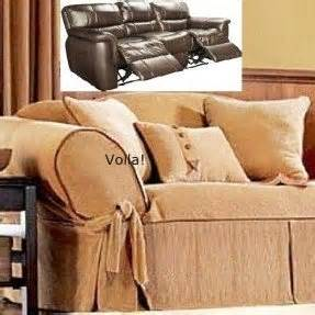dual reclining sofa slipcover dual recliners foter