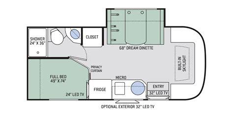 rialta floor plan 100 winnebago rialta floor plans rialta floor plans
