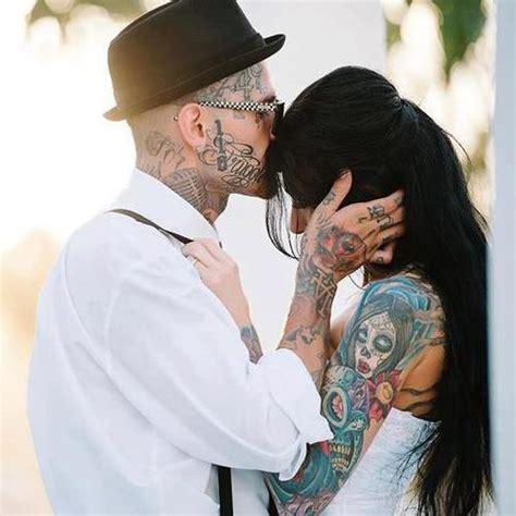 imagenes de unicornios tatuados tattoofriday 55 fotos de casais tatuados
