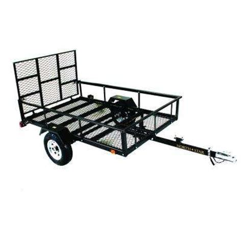 utility trailers carts towing trailers cargo